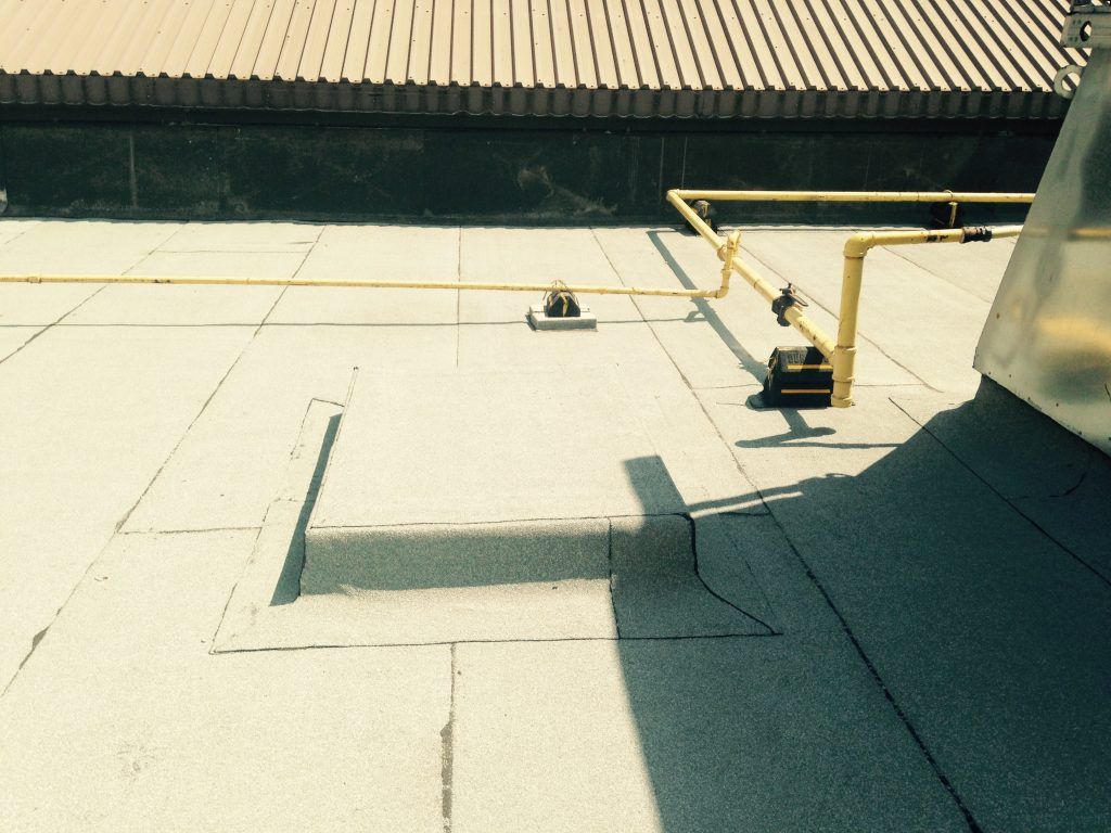 Flat Roof Company In Toronto Residential Commercial And