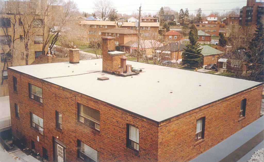 Residential Flat Roofing Specialist