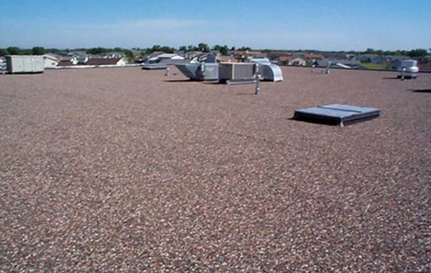 Built Up Roofing System (BUR)