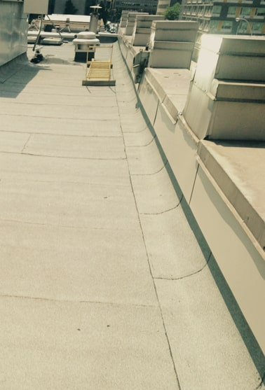Commercial flat roofing expert