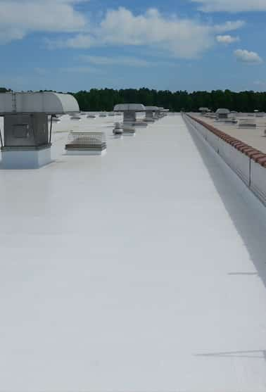 Industrial flat roofing specialist