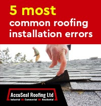5-most-common-roofing-installation-errors