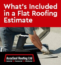 What's Included in a Flat Roofing Estimate